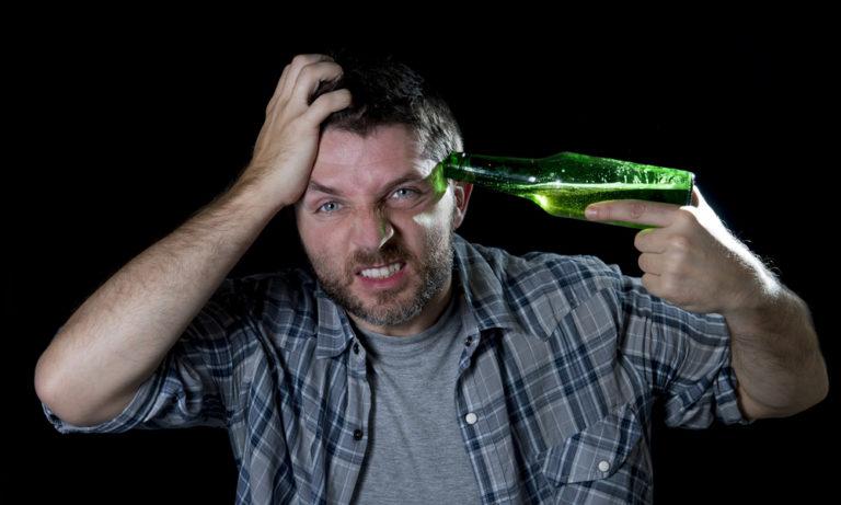 Как остановить пьющего человека от запоя