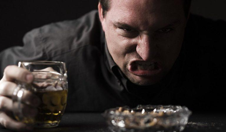 признаки мужского алкоголизма